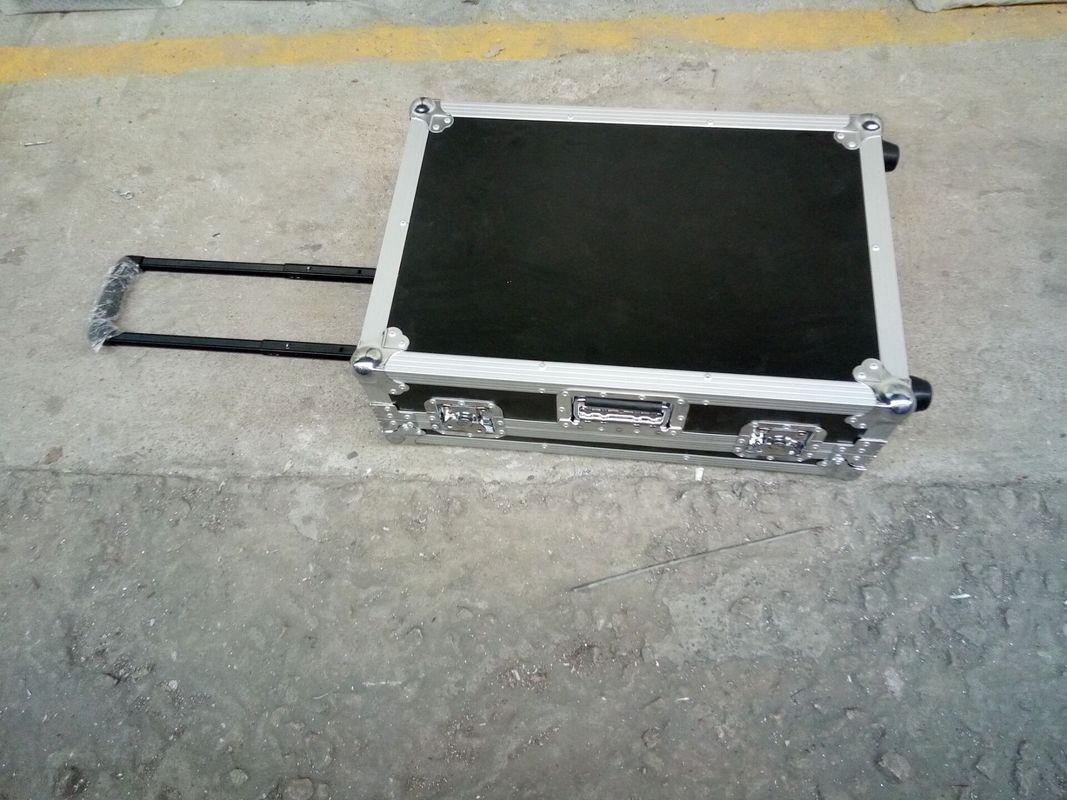 Customized Aluminium Tool Case , aluminum storage case for audio , light equipment