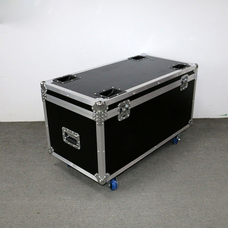 Custom Shockproof Aluminum Tool Rack Flight Case DJ Flight Case Road Case With Foam Inside